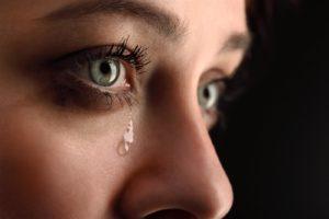 šta znači sanjati plakanje suze