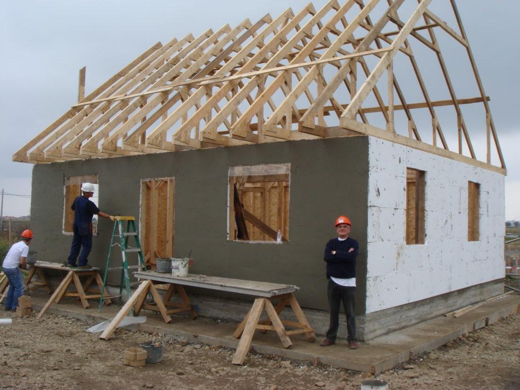sanjati da pravite kuću renovirate kuću