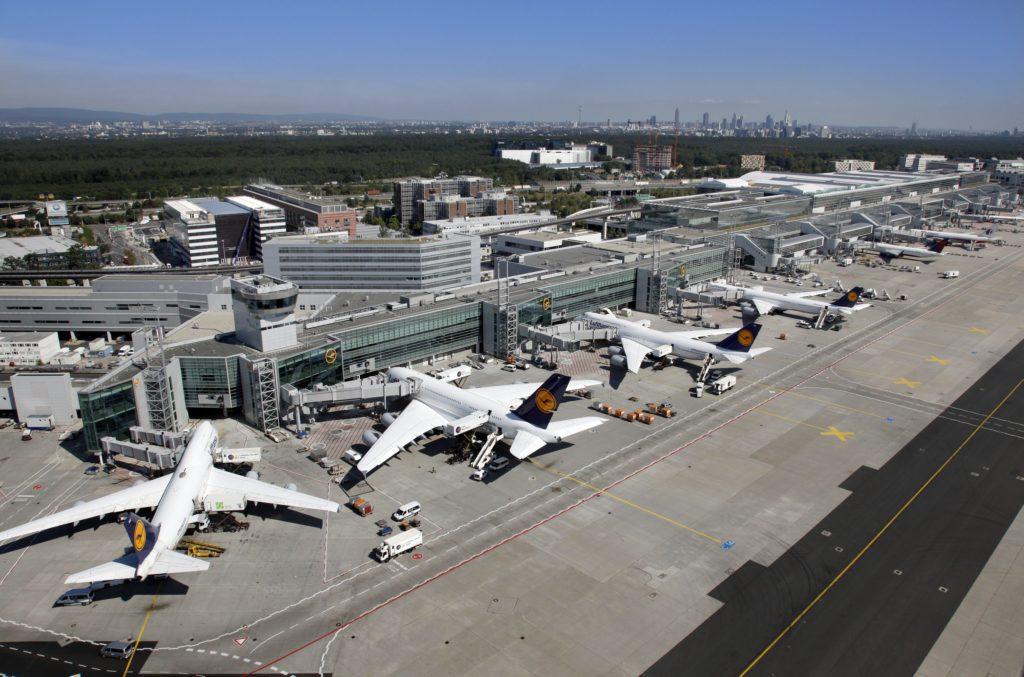 sanjati aerodrom zračnu luku