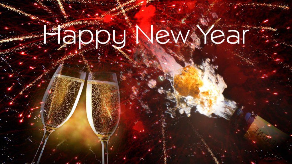 sanjati proslavu Nove godine