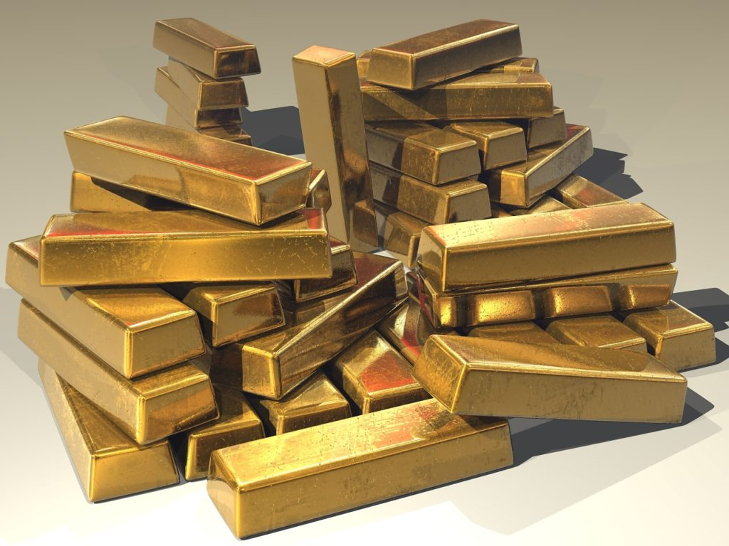 sta znaci sanjati zlato srebro
