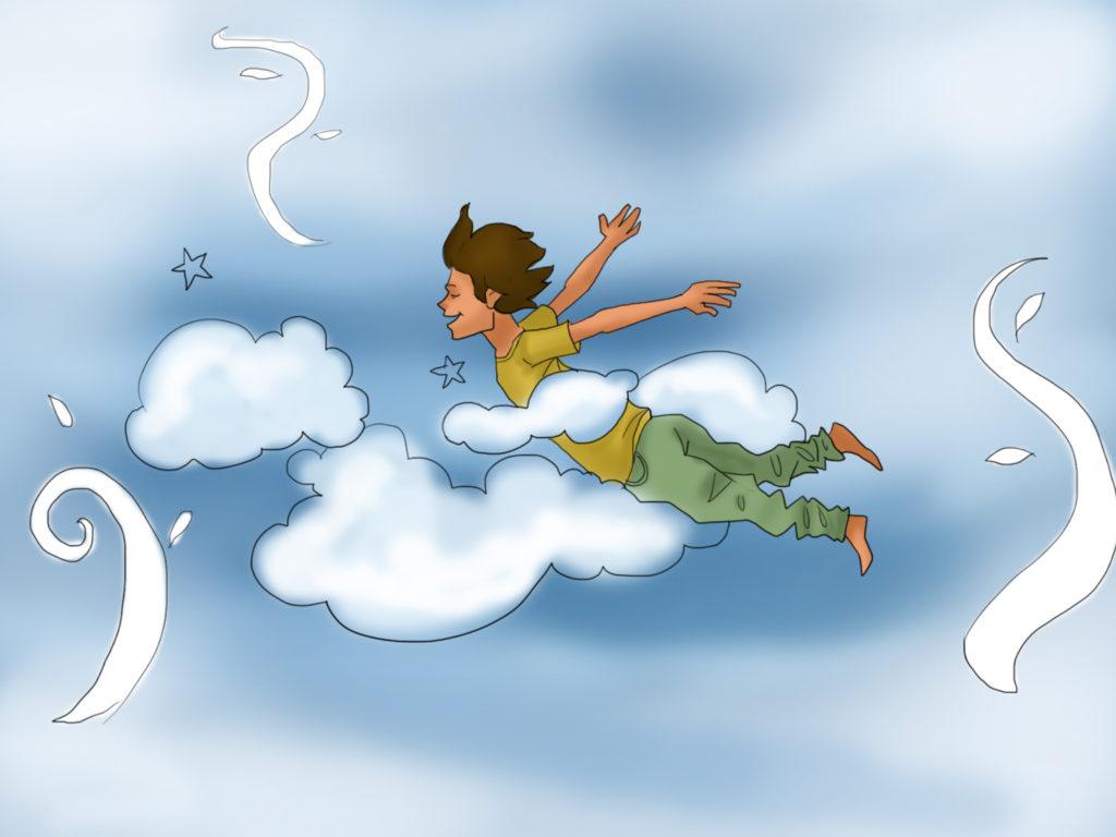šta znači sanjati letenje tumacenje snova letjeti leteti