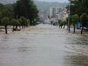 šta znači sanjati poplavu ili bujicu