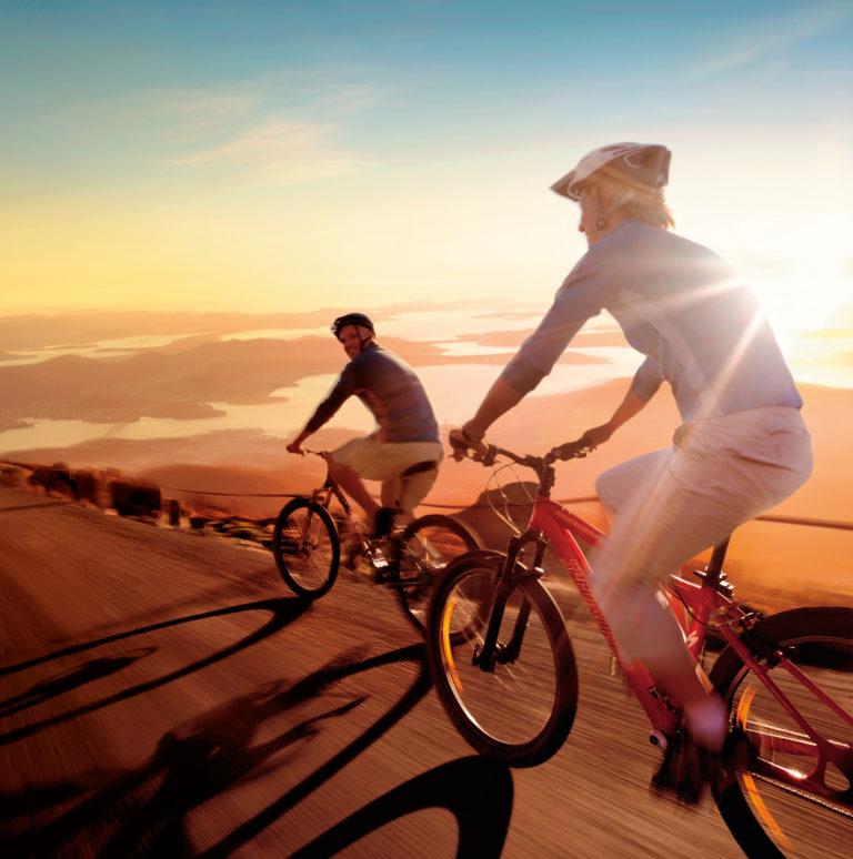 sanjati da vozite bicikl