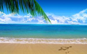 sanjati da ste na plaži sanjati plažu
