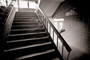 sanjati stepenice stepenište