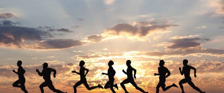 Da trčite