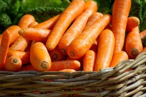 sanjati mrkvu šargarepu