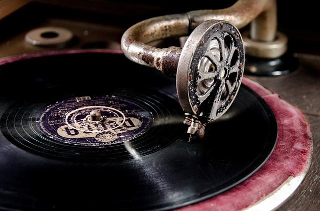 sanjati gramofon snovi